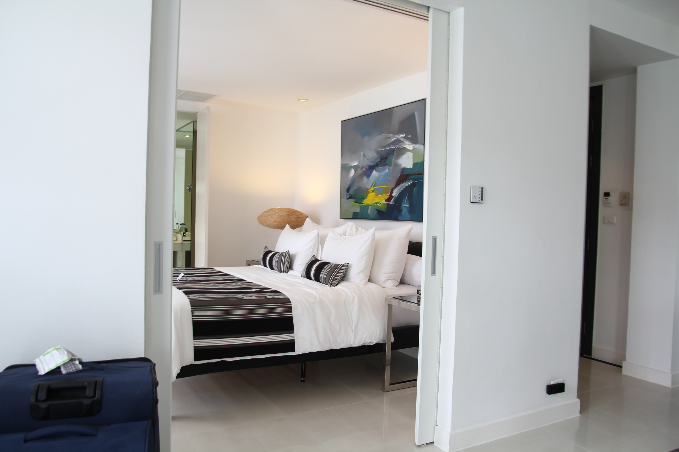 Bedroom BYD Lofts - Travelblog by Leslie Huhn