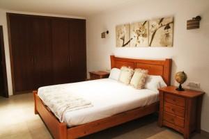 Villa Mallorca Kingsize Bett